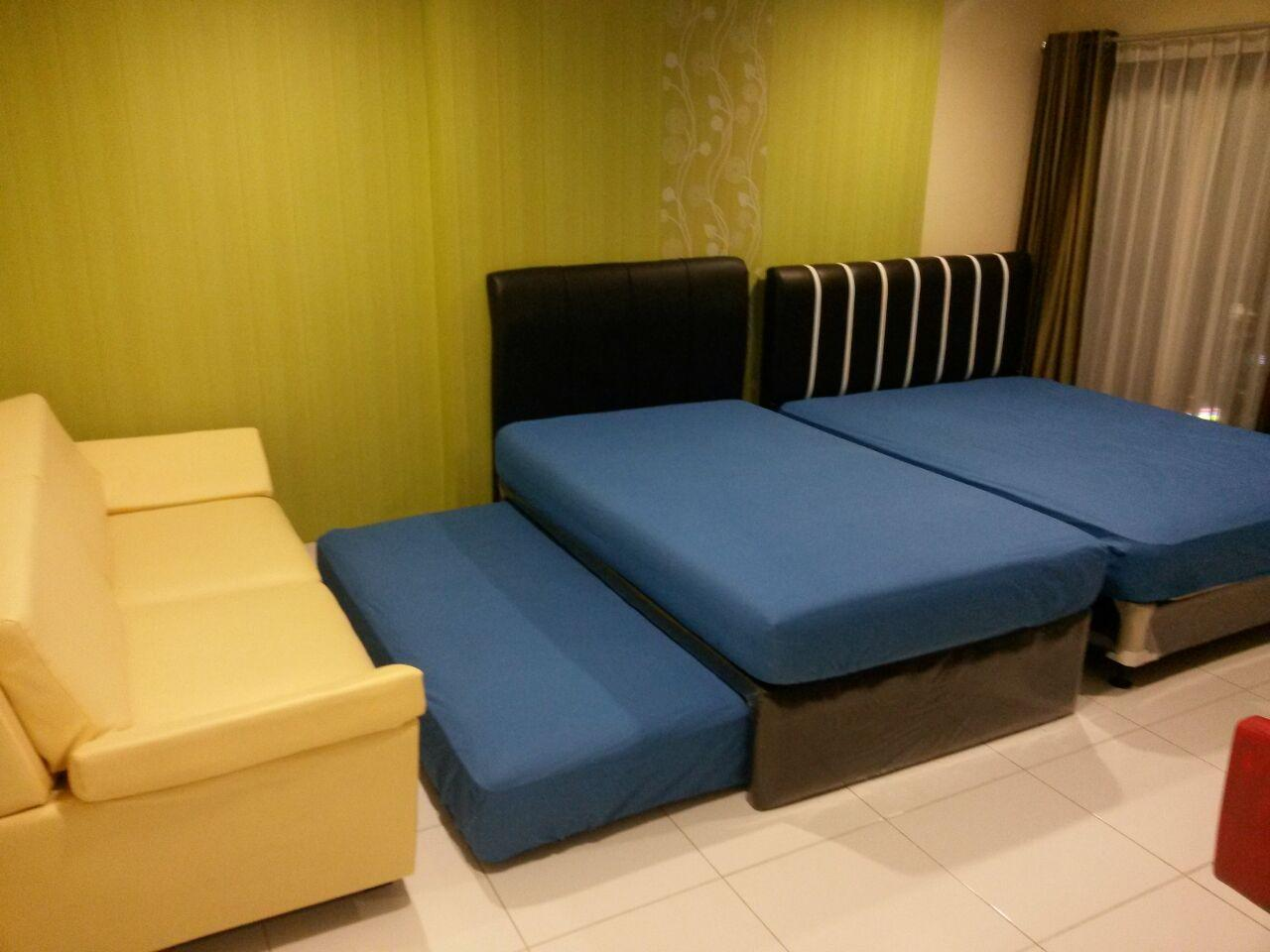 MOI Kelapa Gading - Big Studio Deluxe At Mall Of Indonesia Apartment By Denz Property