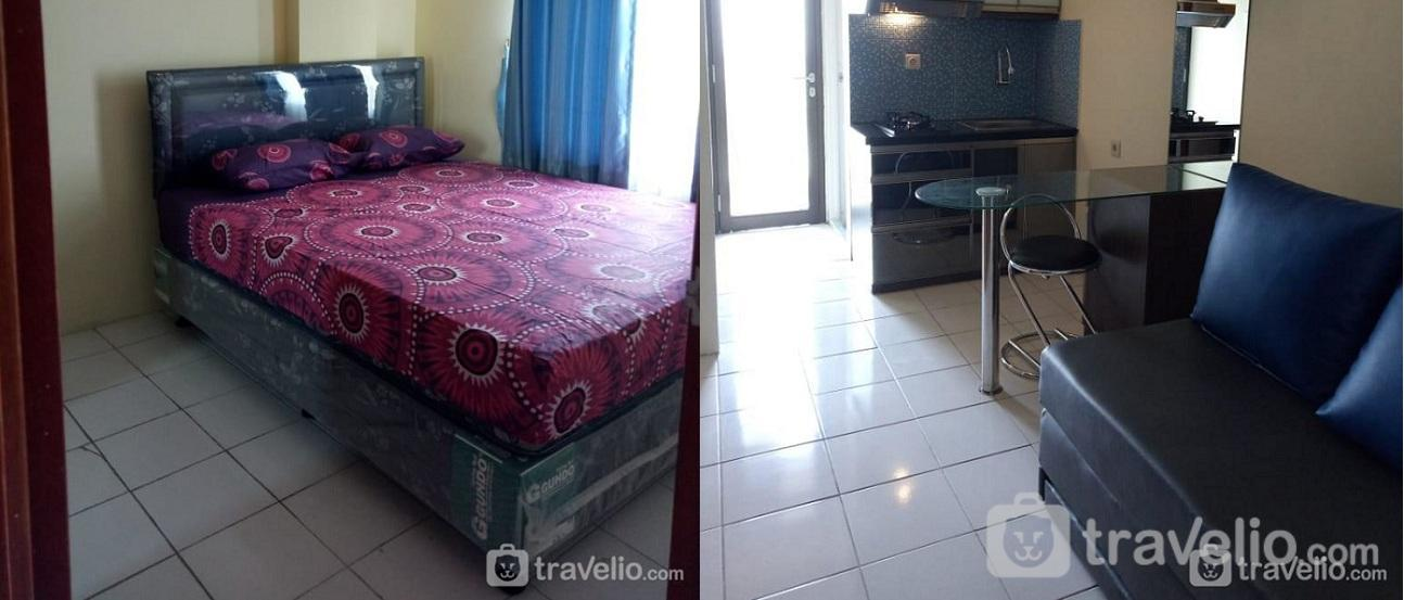 MT Haryono Residence - Simply 2 Bedroom @ MT Haryono Residence by Ratih