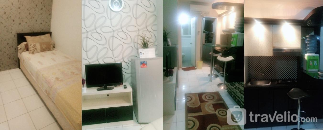 Kalibata City Residence - 2 Bedroom Full Furnished Tower Damar 20th Floor At Kalibata City Apartment By BintanProperty