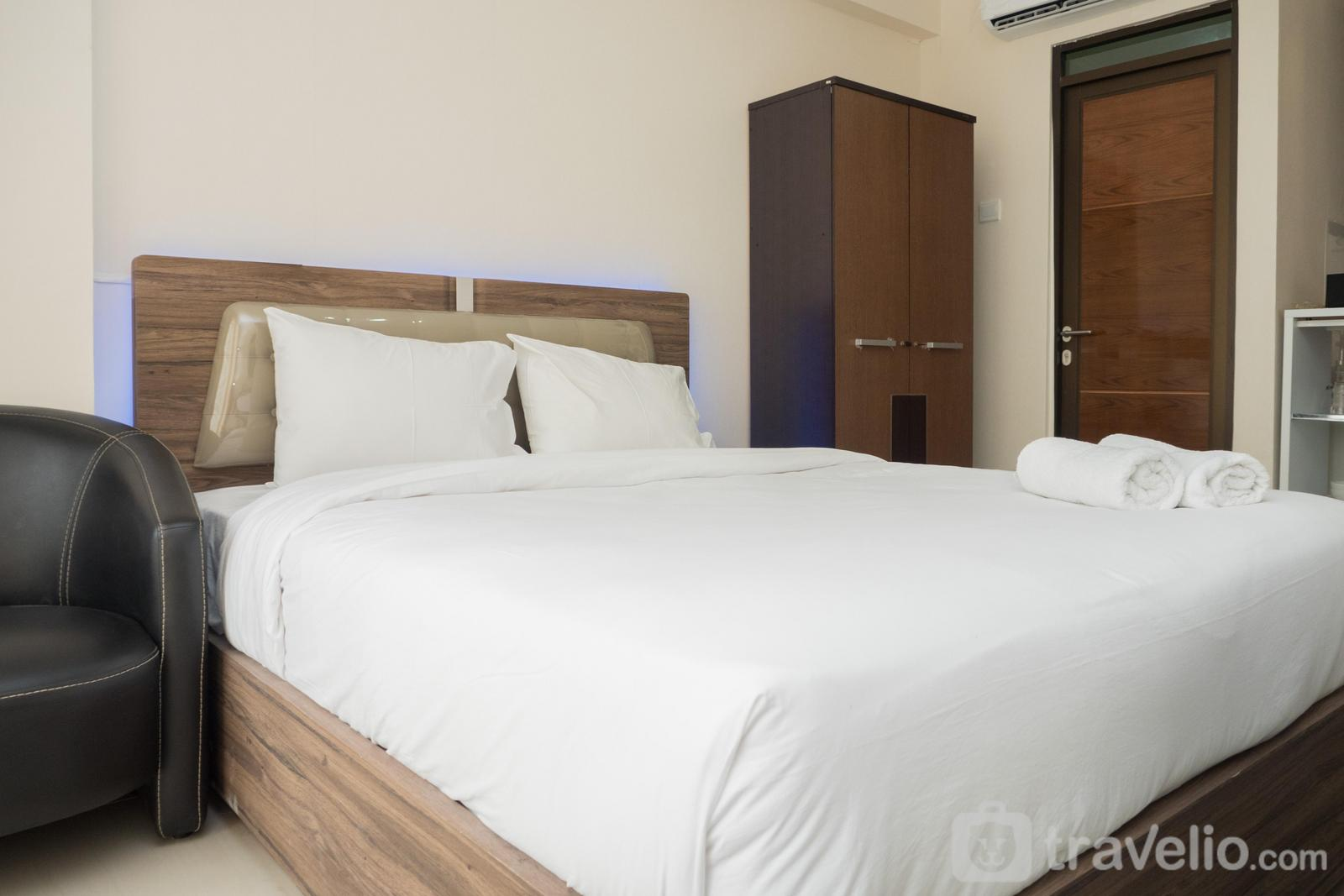 Gateway Pasteur Apartment - Studio Gateway Pasteur Apartment near Pasteur Exit Toll By Travelio