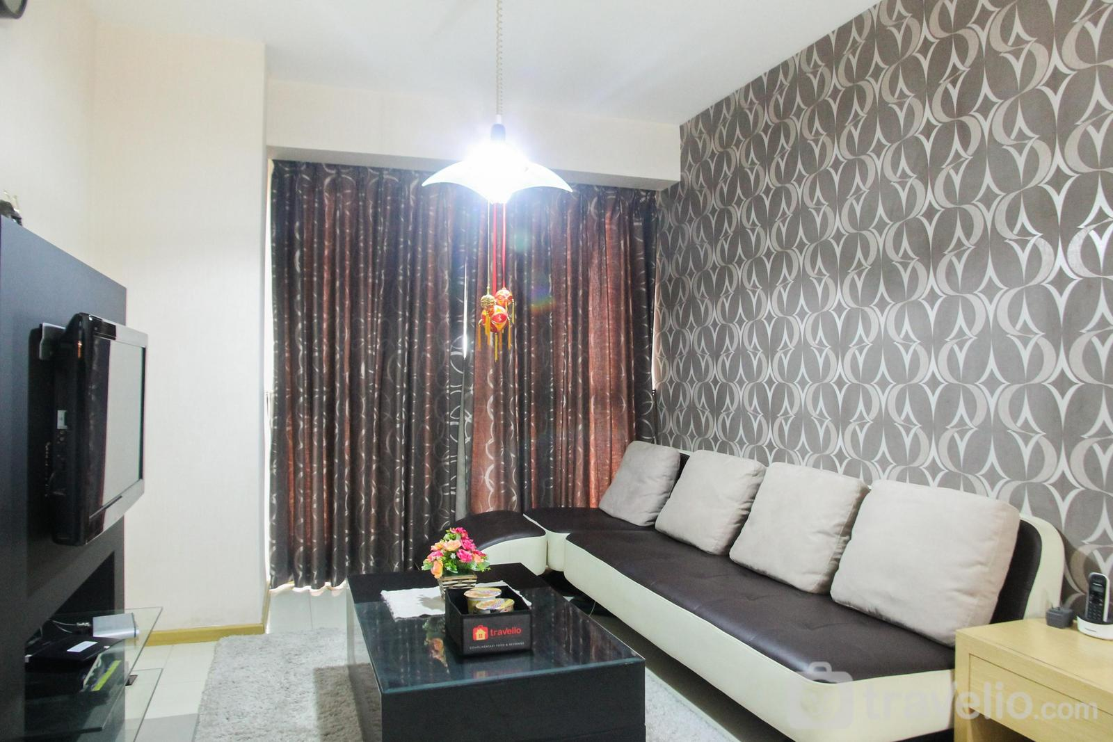 Gandaria Heights Apartment - Warm and Cozy 2BR Gandaria Heights Apartment By Travelio