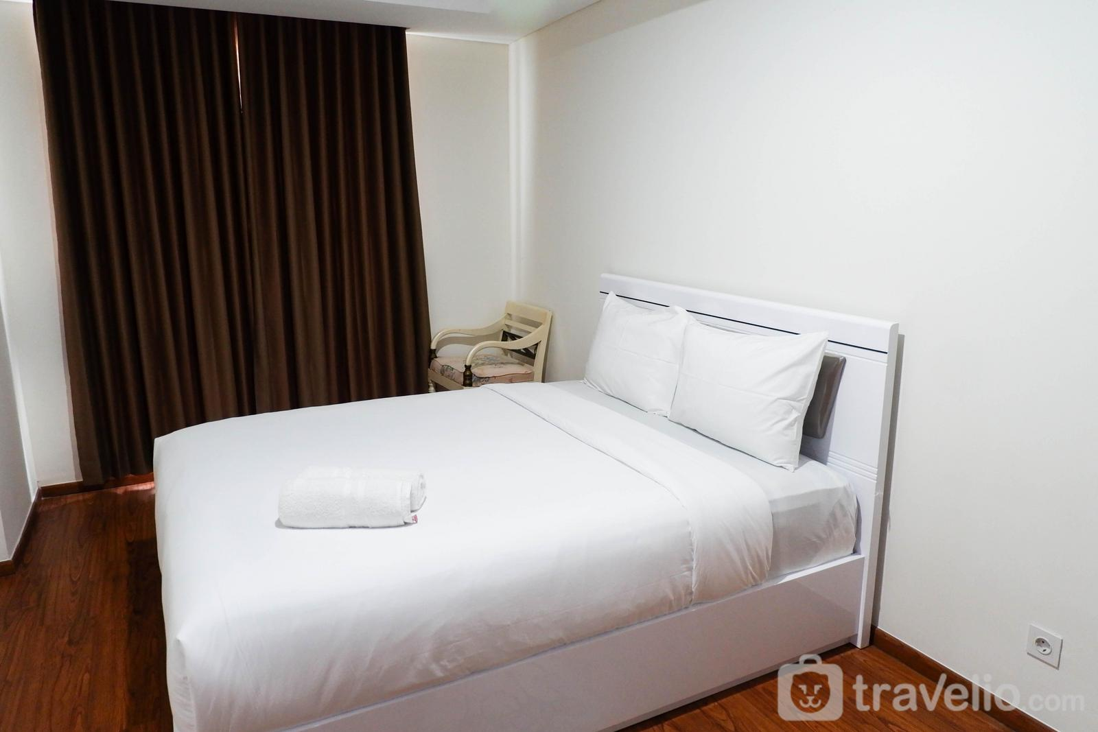 Grand Sungkono Lagoon Apartment - Deluxe 2BR Apartment at Grand Sungkono Lagoon By Travelio