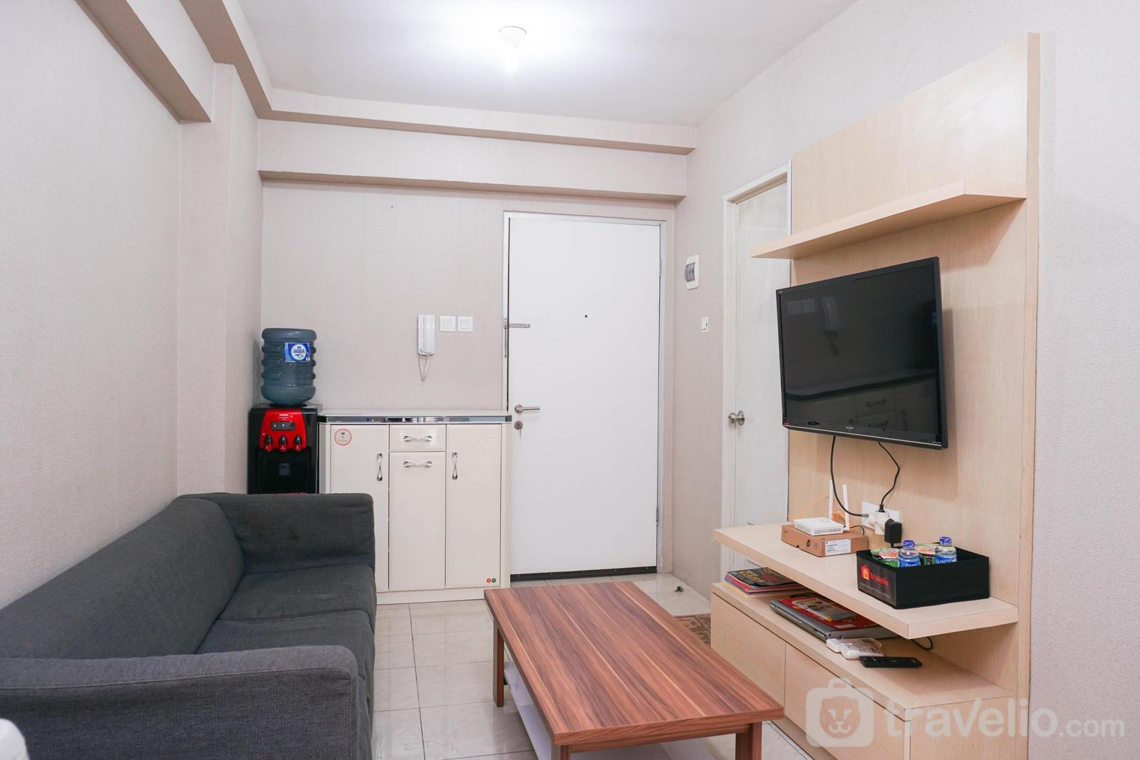 Green Bay Pluit - Spacious 2BR Green Bay Pluit Apartment By Travelio