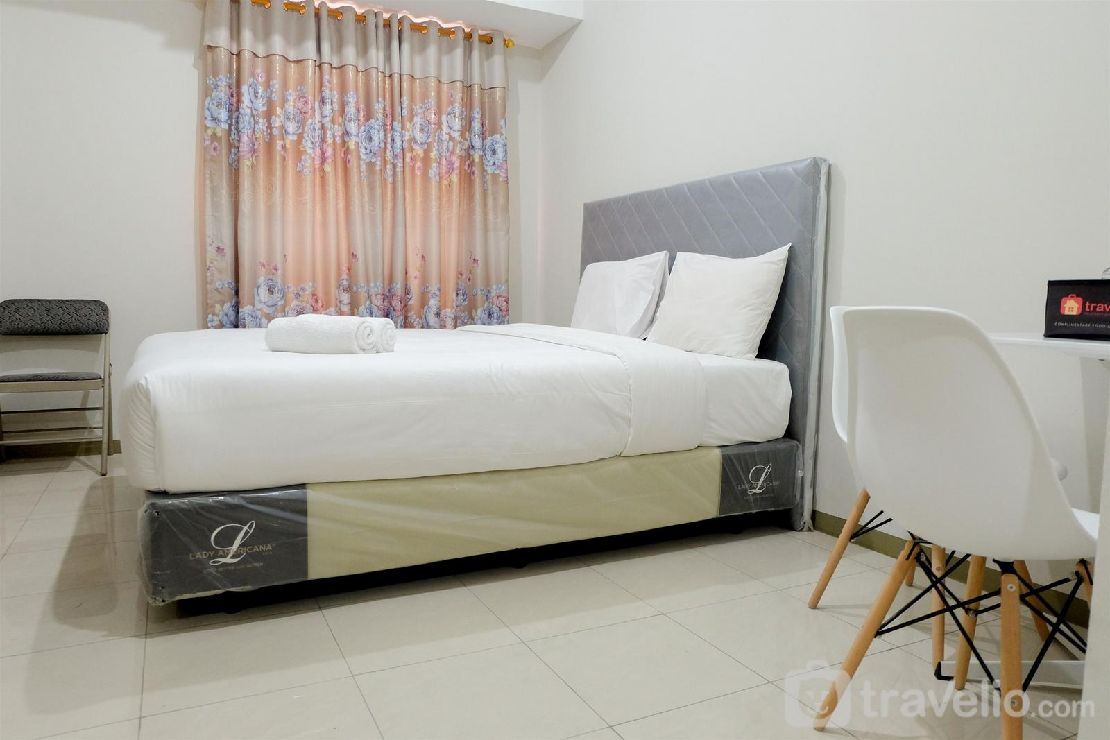 Gading Greenhill Pegangsaan - Cozy & Comfy Studio Gading Greenhill Apartment By Travelio