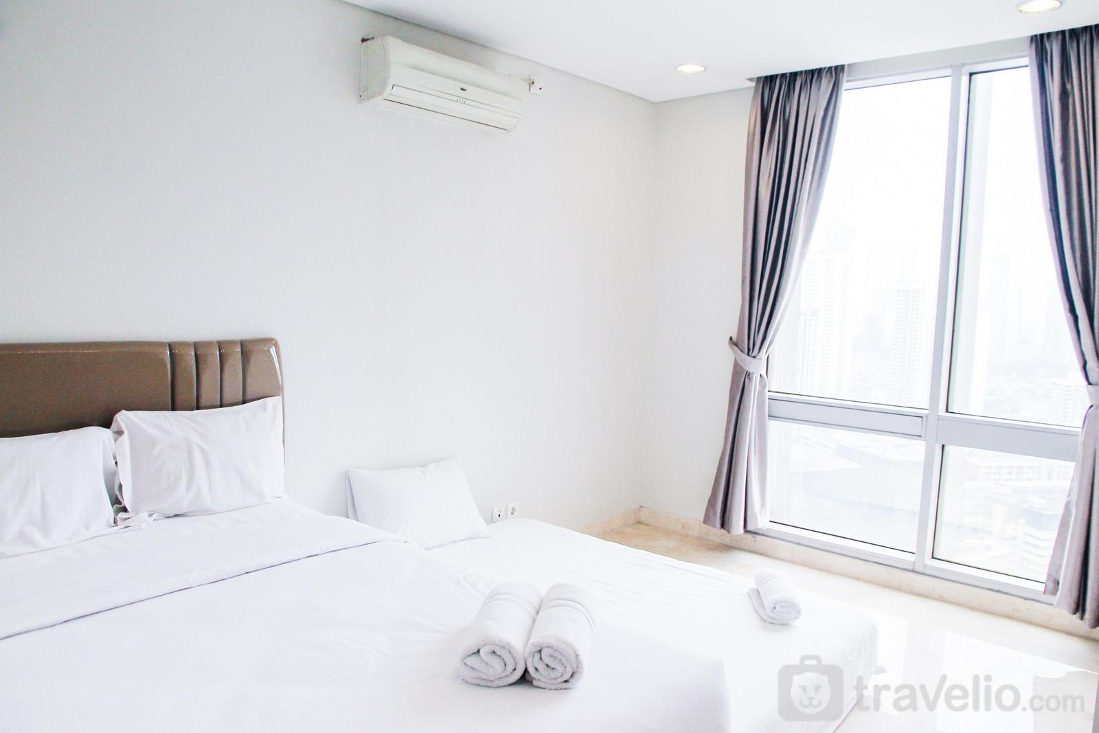 The Grove Suites - Luxury 1BR Apartment The Grove Condominium near Karet Kuningan By Travelio