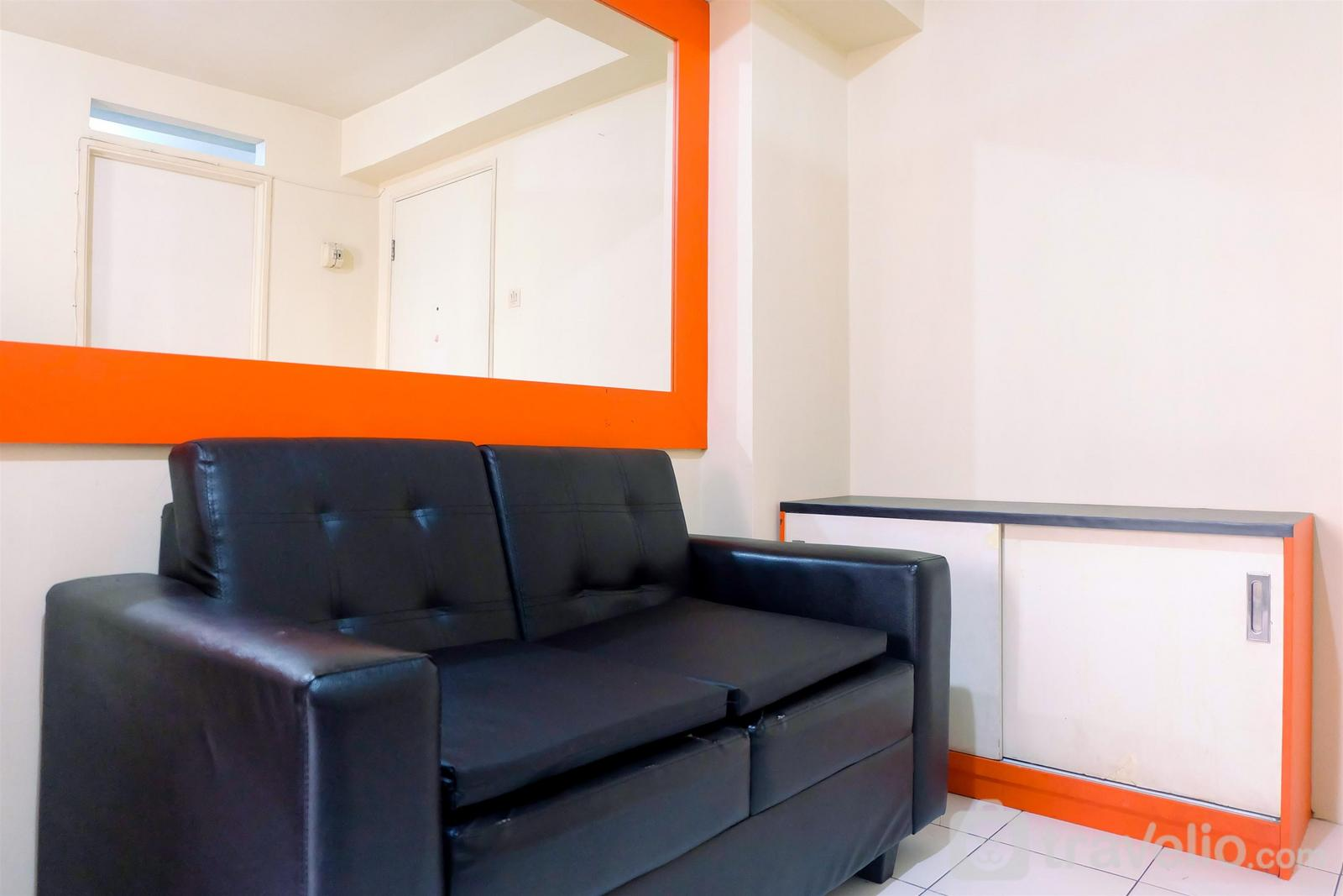 Kalibata City Apartment - Comfy 2BR Apartment at Kalibata City Residence By Travelio