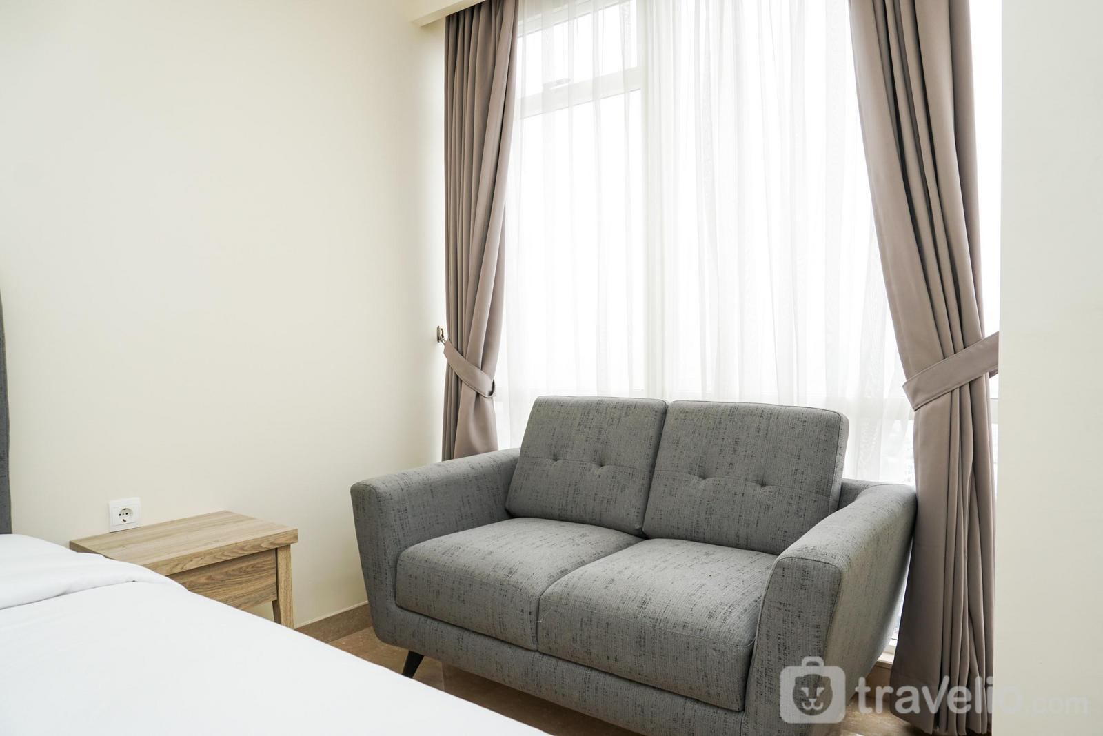 Menteng Park Apartment - Fully Furnished Studio Menteng Park Apartment By Travelio