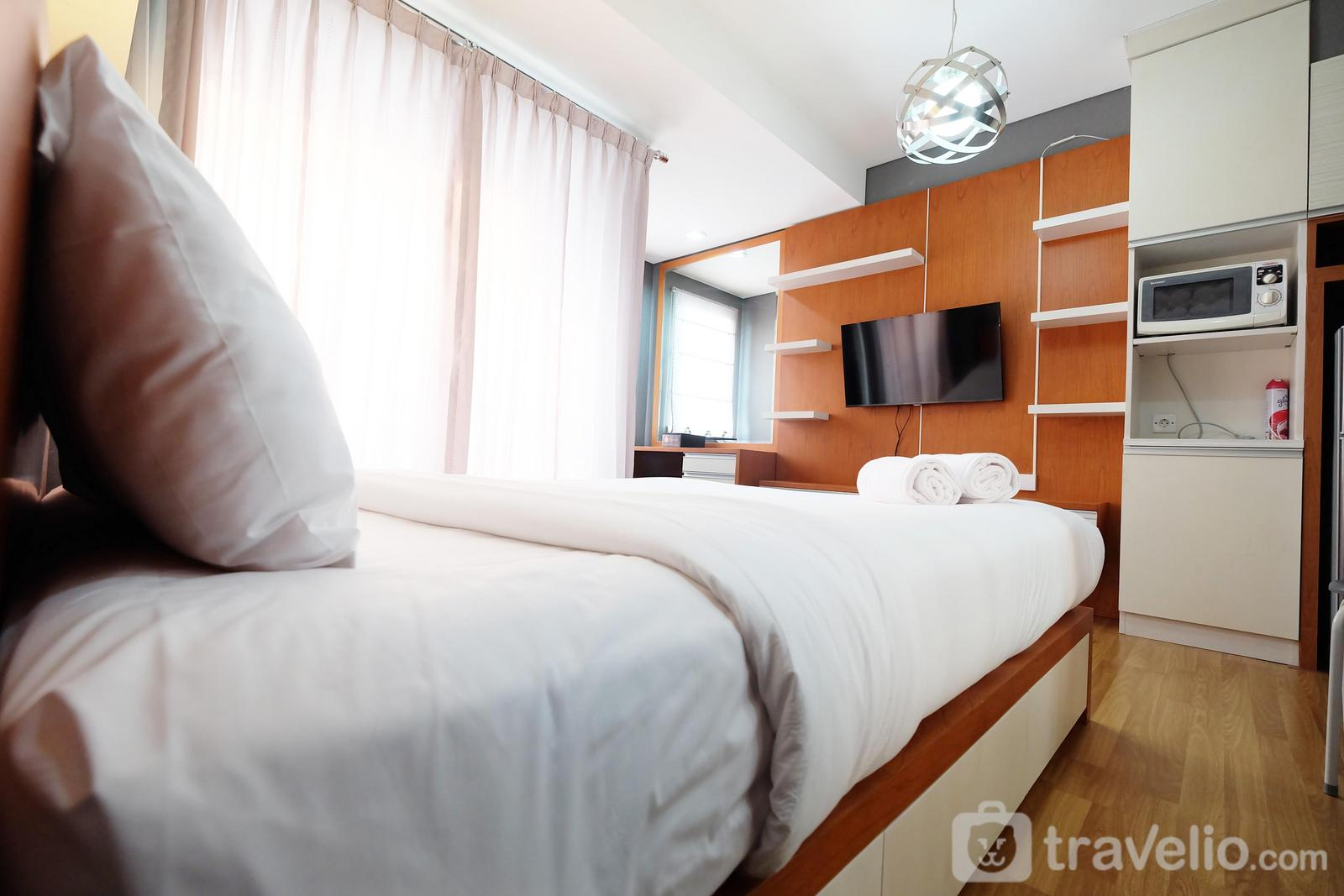 Thamrin Executive - Tidy Studio Apartment @ Thamrin Executive Residence near Mall Grand Indonesia By Travelio