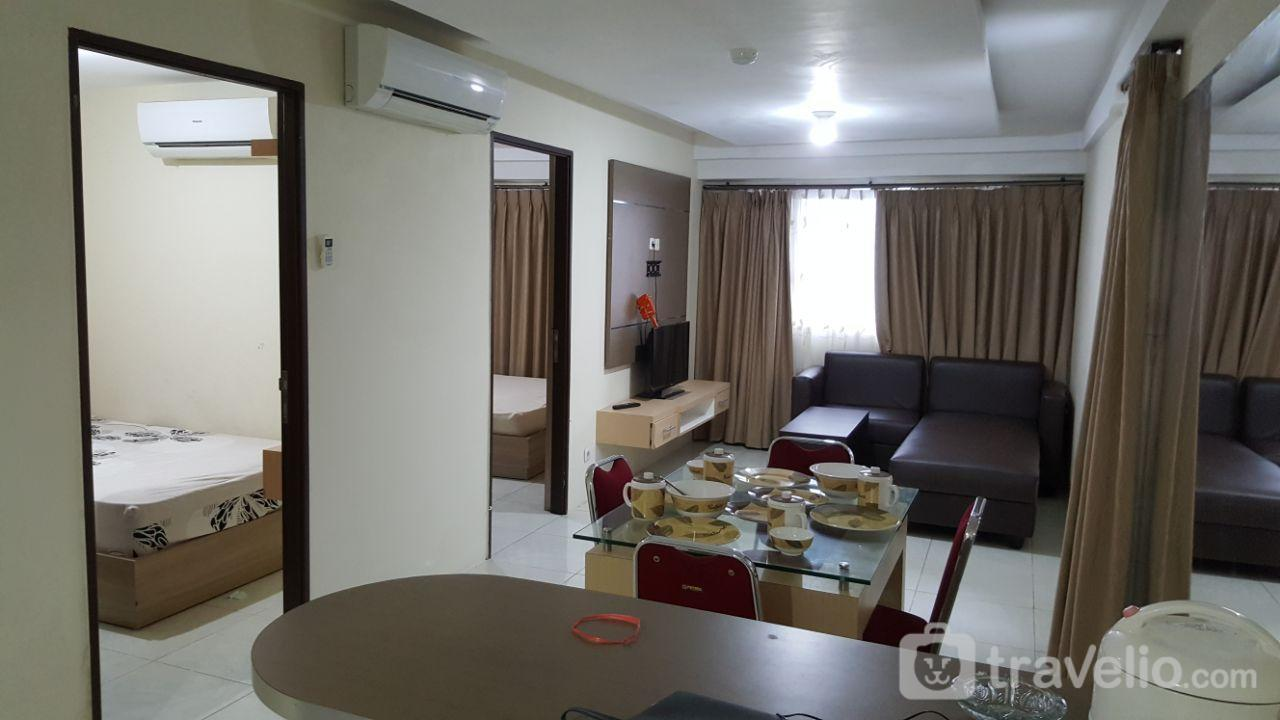 Royal Apartment Makassar - 2BR Corner Royal Apartment Makassar By Teddy 12