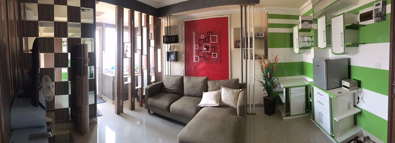 Sudirman Suites Bandung - 2 Bedroom @ Sudirman Suite Apartment By Theresa