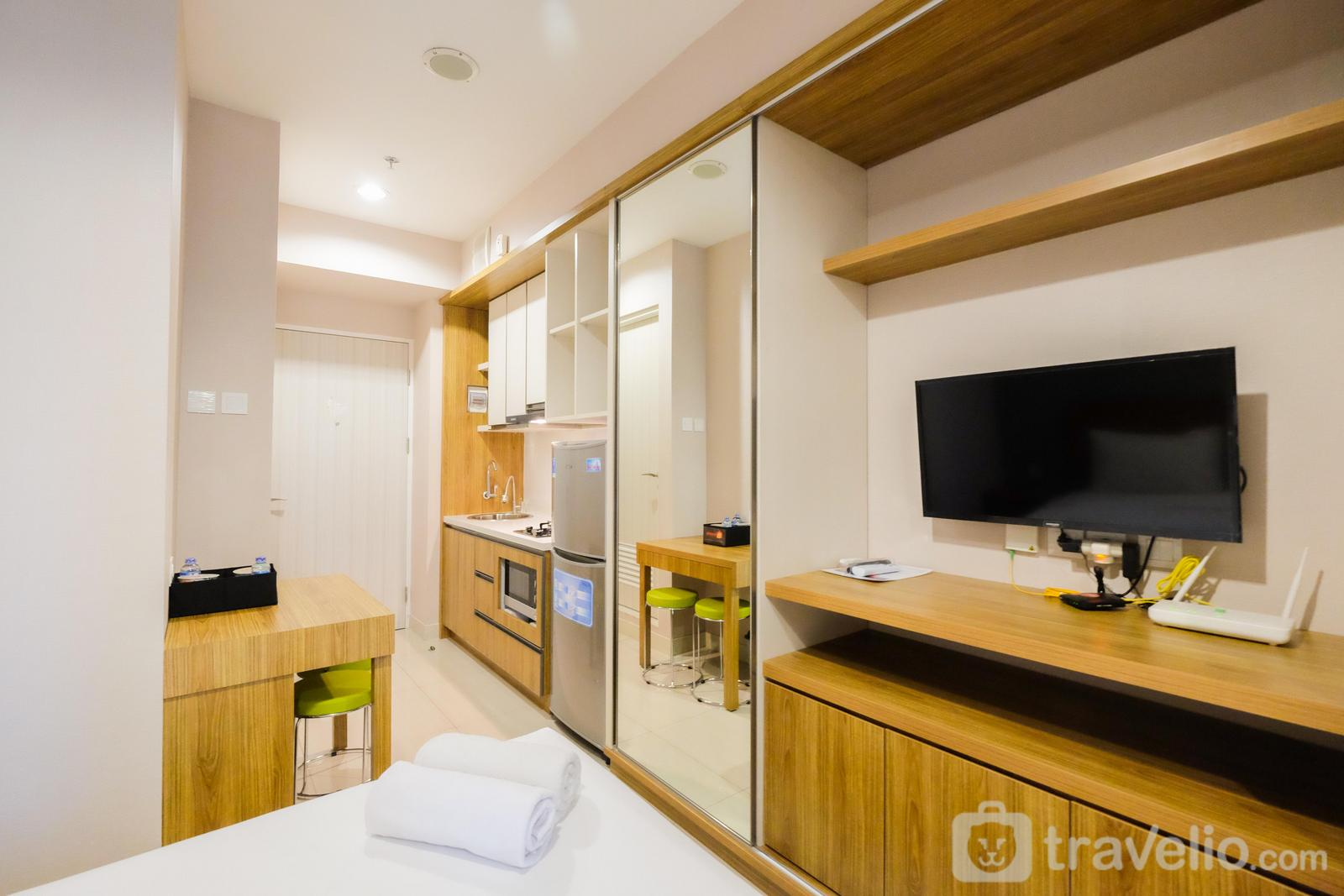 Grand Kamala Lagoon - Best Furnished Studio @ Grand Kamala Lagoon Apartment By Travelio