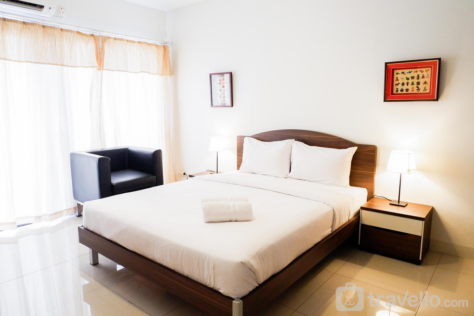 Tamansari Semanggi Apartment - Cozy 1BR Tamansari Semanggi Apartment By Travelio