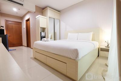 City View Studio Thamrin Executive Residence Near Thamrin By Travelio