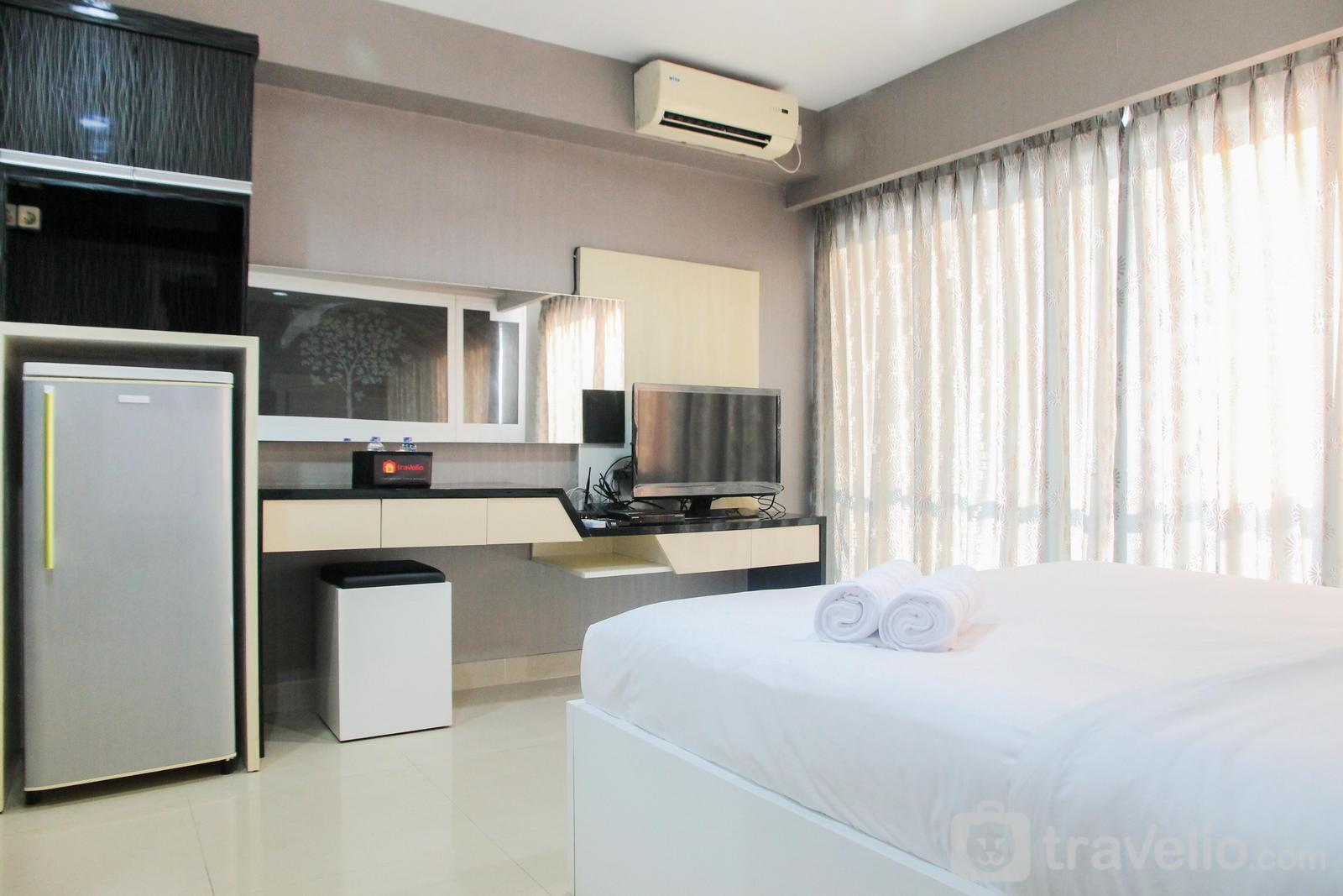 Tamansari The Hive - Cozy Studio Room Tamansari The Hive Cawang Apartment By Travelio