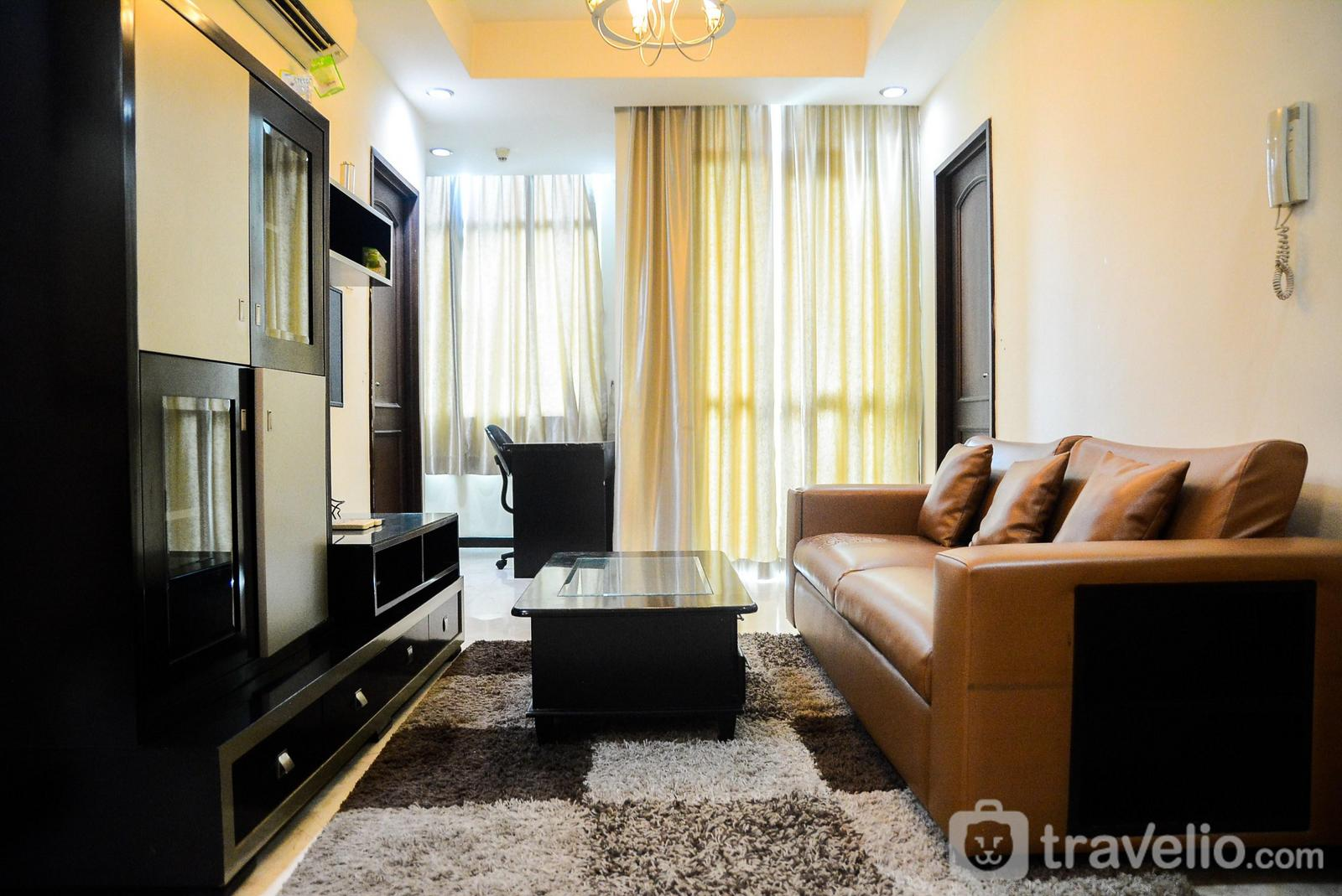 Bellagio Residence - Strategic 2BR Apartment at Bellagio Residence By Travelio