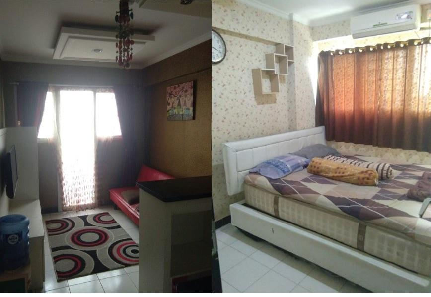 Sentra Timur Residence - 2BR Furnished Tower Green 9th @ Sentra Timur Residence Apartment By KlikProperty