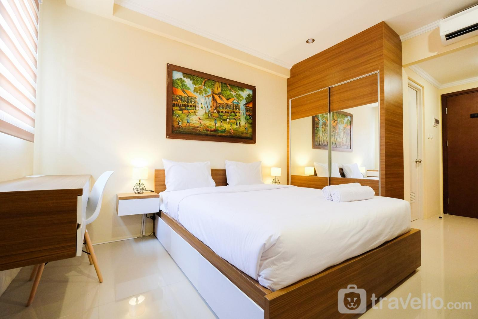 Signature Park Grande M.T Haryono - Private Studio Room Signature Park Grande Apartment By Travelio