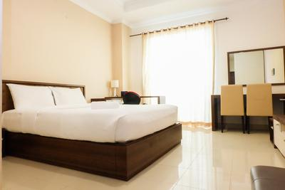 Studio Bellezza Apartment Near Senayan By Travelio