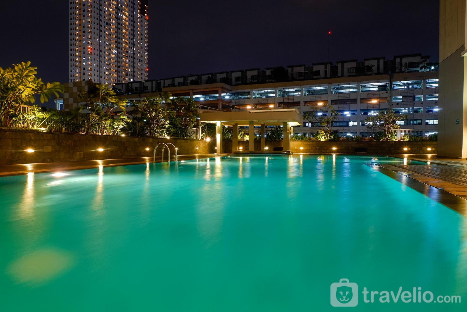 Thamrin Executive - 1BR Near Grand Indonesia Thamrin Executive Apartment by Travelio