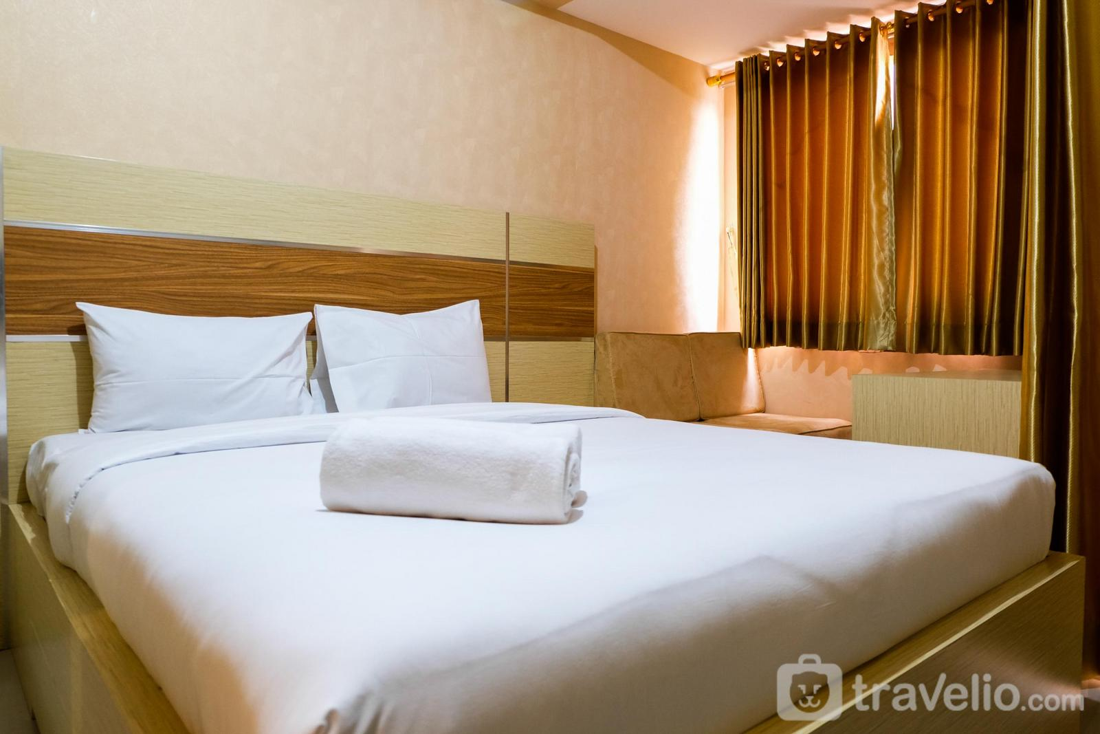 The Oasis Cikarang - Comfy Studio The Oasis Apartment Cikarang By Travelio