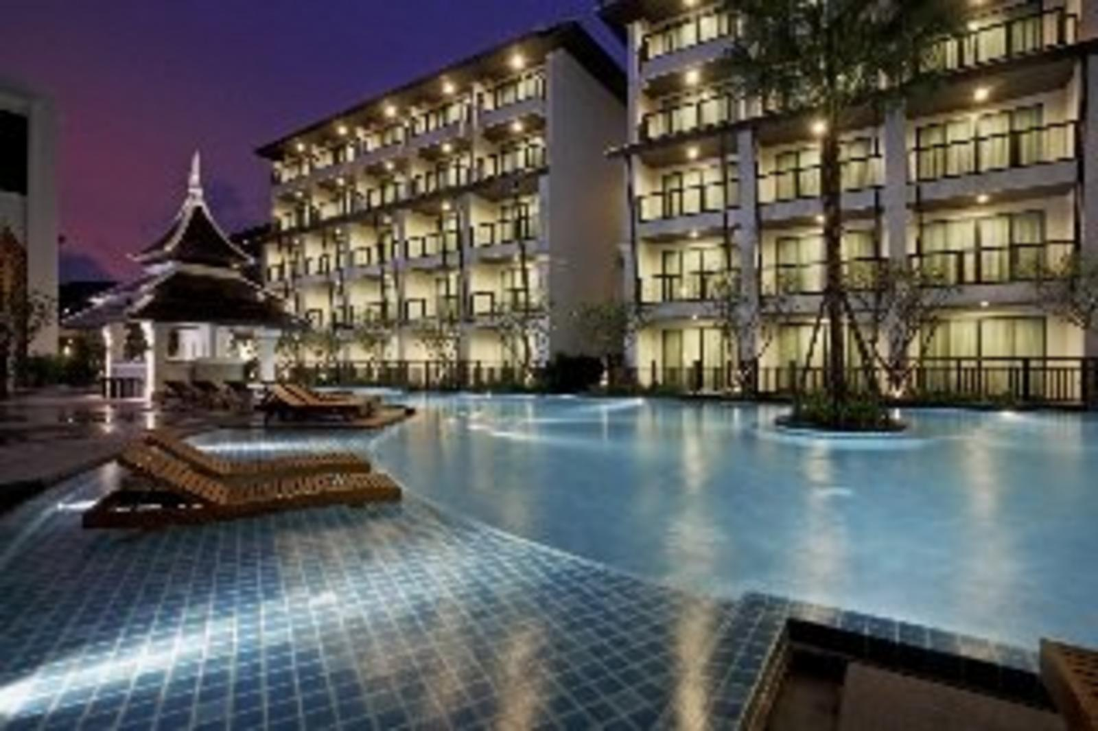 Centara Anda Dhevi Resort  Spa Krabi