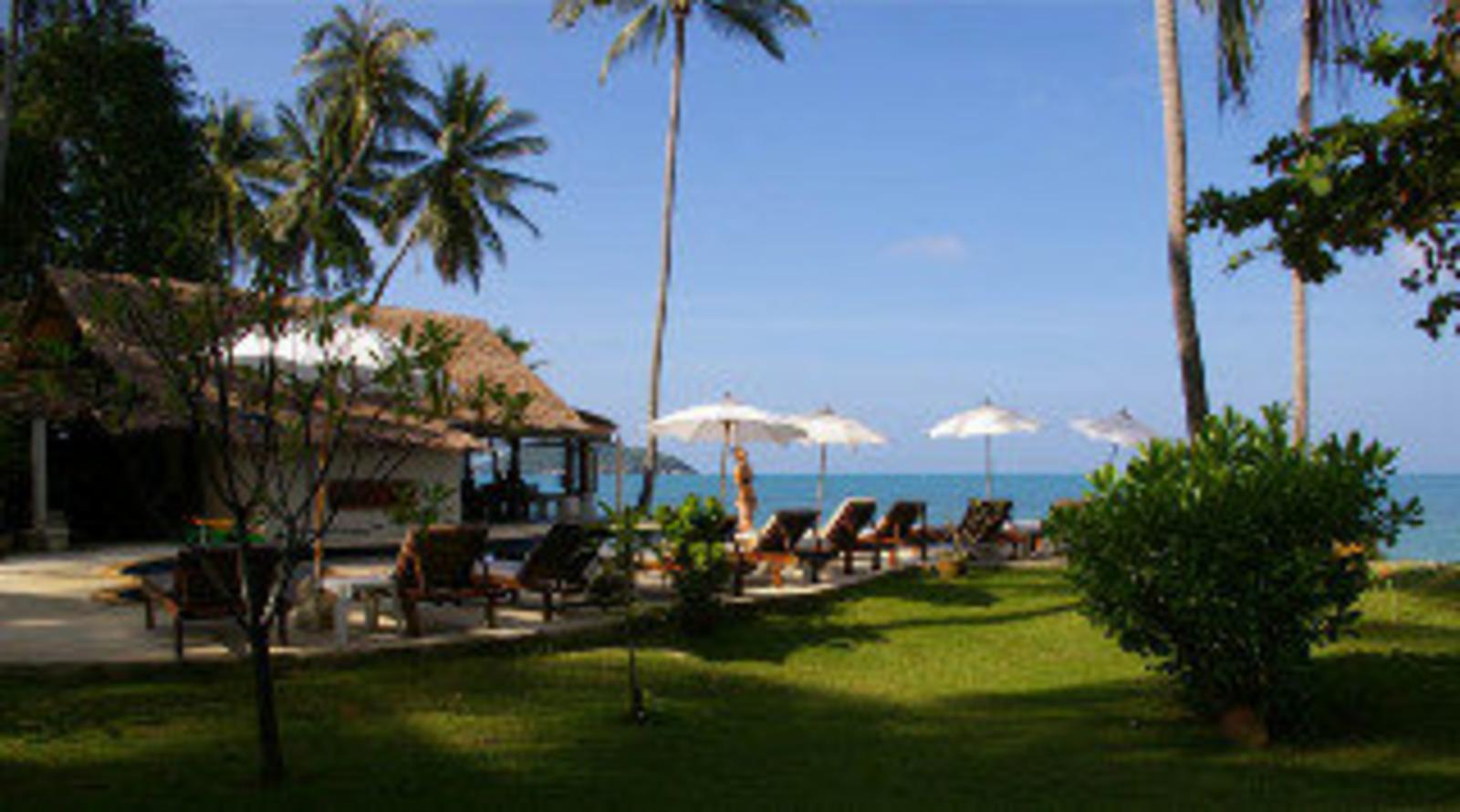 Lipa Lodge Beach Resort Koh Samui