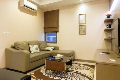 Lavenue Pancoran - Best South 1BR L'Avenue Apartment By Travelio