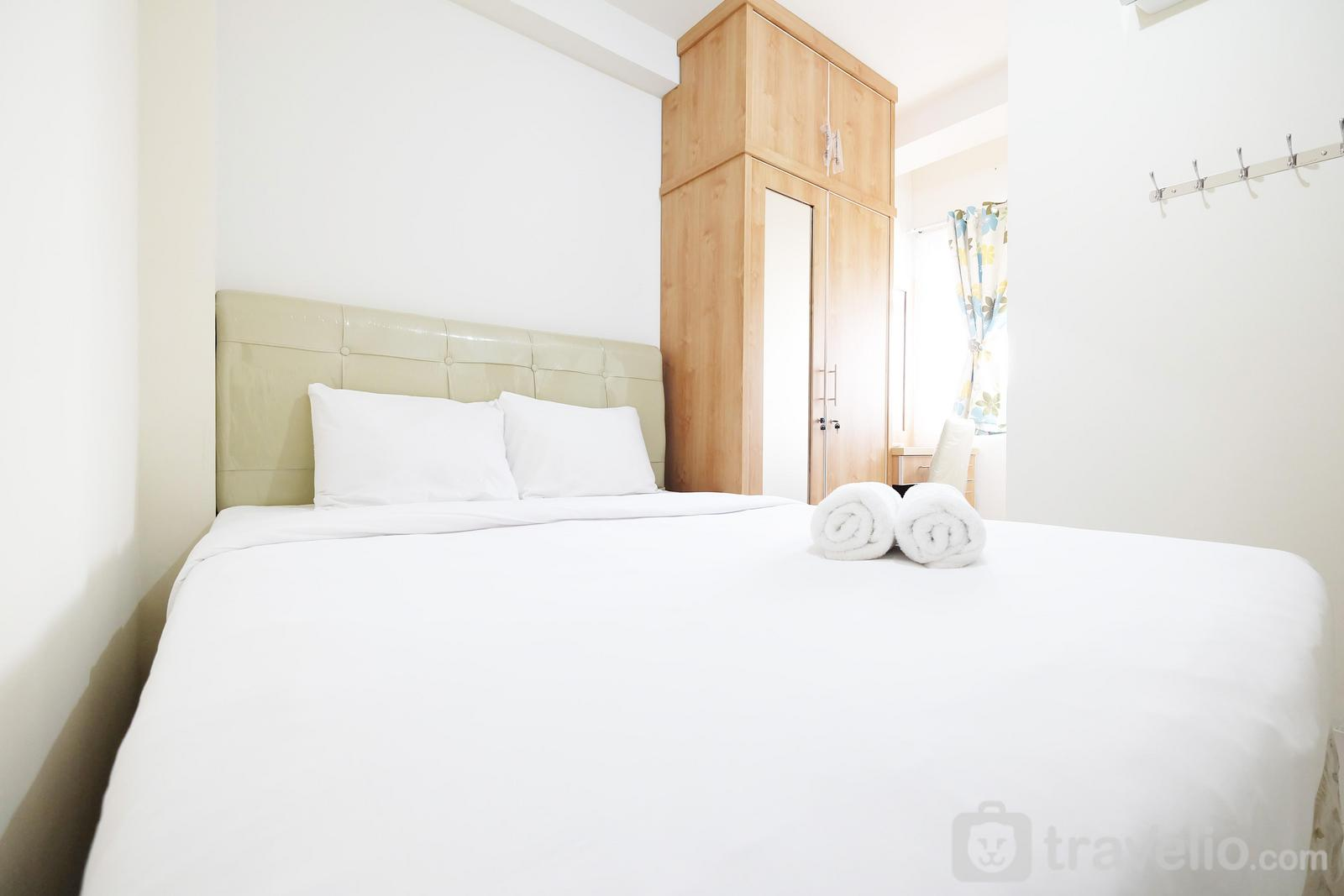 Oak Tower - Clean and Tidy 2BR The Oak Tower Apartement By Travelio