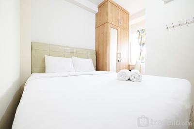 Clean and Tidy 2BR The Oak Tower Apartement By Travelio