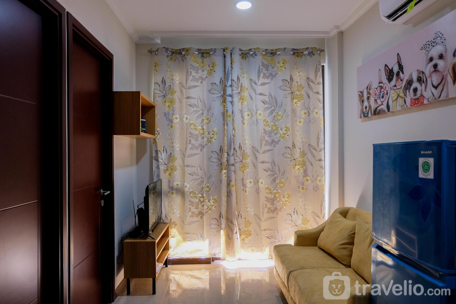 Asatti Apartment - Homey 2BR Asatti Apartment at Vanya Park BSD By Travelio