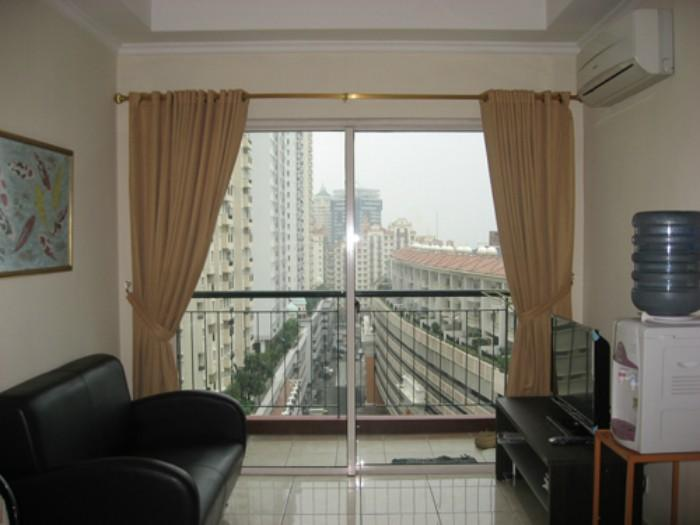 MOI Kelapa Gading - 2BR Simply Modern Furnished  @ City Home Apartment By Octavia