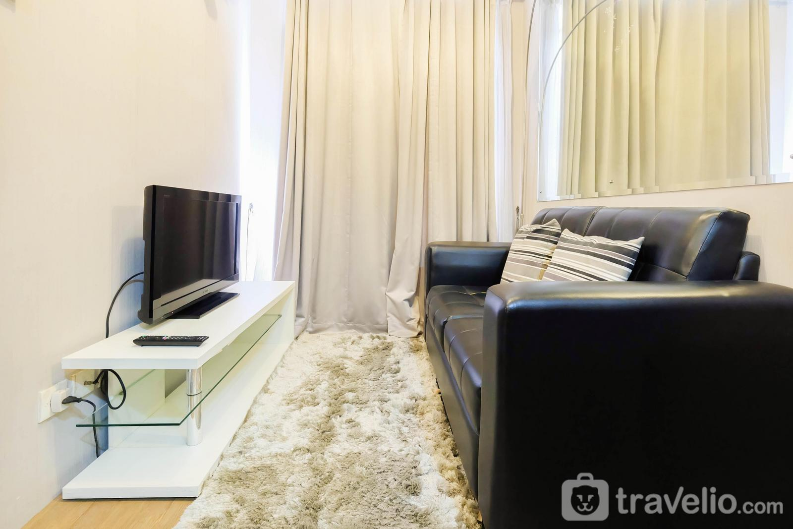 Gardenia Boulevard  - Homey 1BR Gardenia Boulevard Apartment near Pejaten Village By Travelio