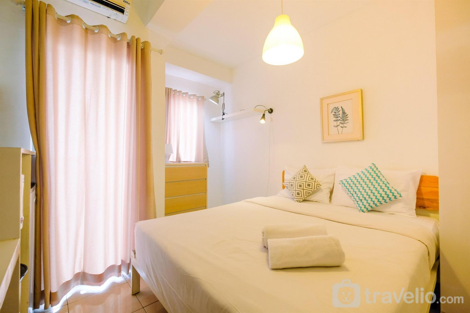 Pakubuwono Terrace Ciledug - Minimalist Studio at Pakubuwono Terrace Apartment By Travelio