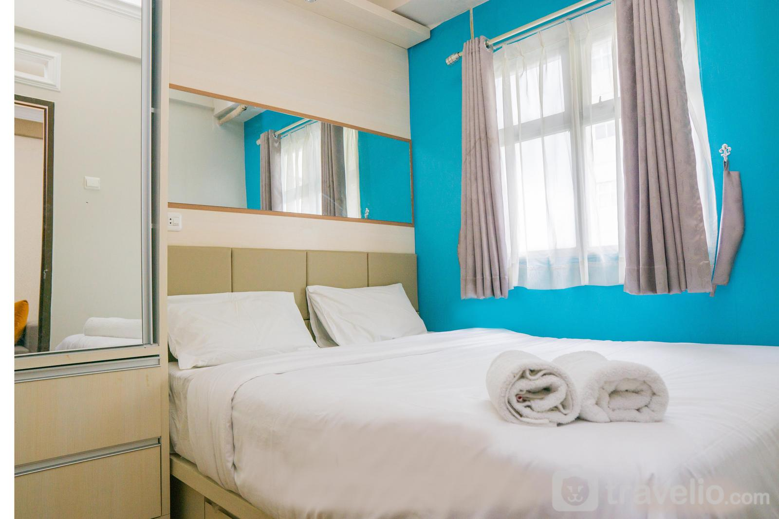 The Suites @Metro - Simply 2BR The Suite @ Metro By Travelio