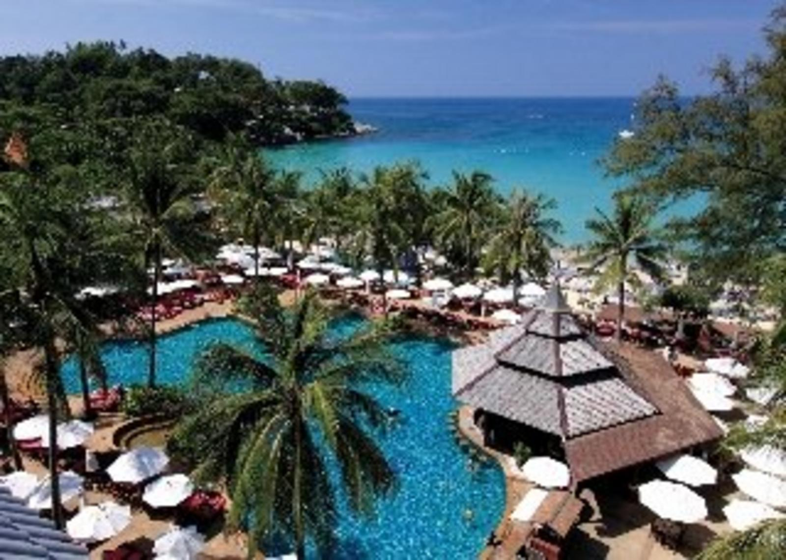 Kata Beach Resort  Spa
