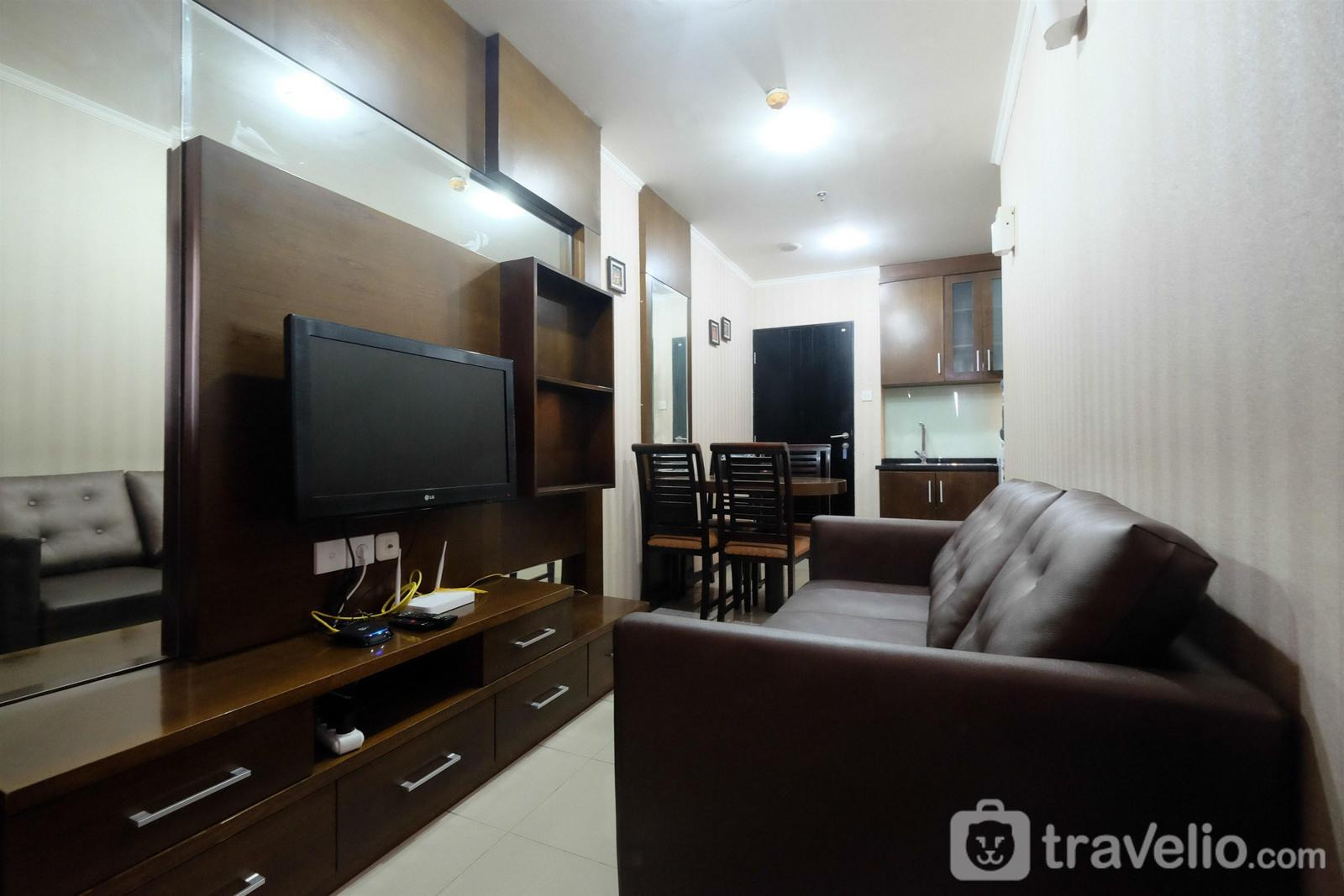 Cervino Village Casablanca - Comfortable 2BR Cervino Village Casablanca Apartment By Travelio