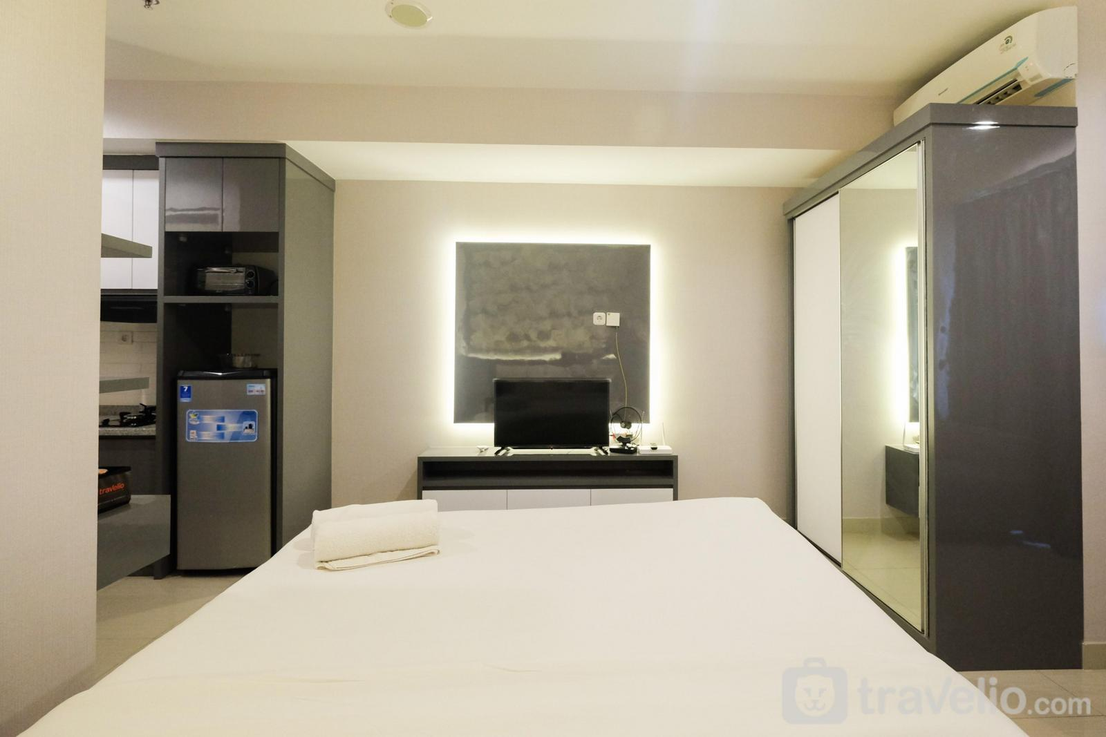 Grand Kamala Lagoon - Comfy Studio at Grand Kamala Lagoon Apartment By Travelio