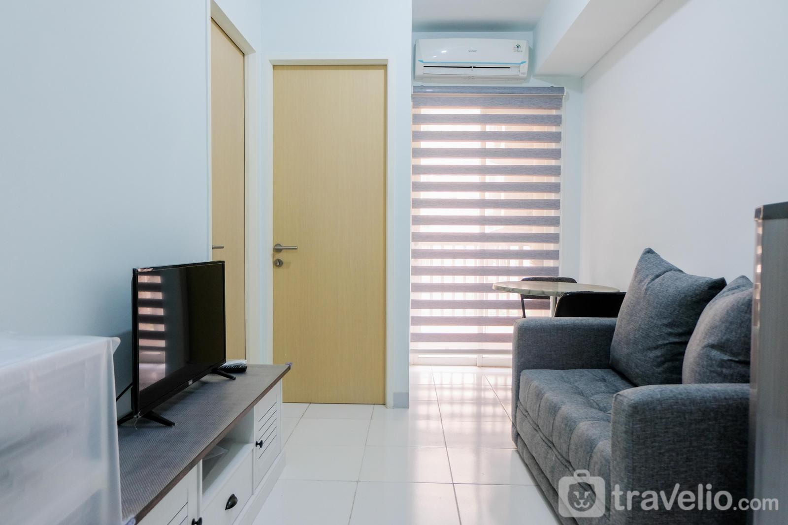 Ayodhya Residence Tangerang - Homey 2BR Ayodhya Apartment By Travelio
