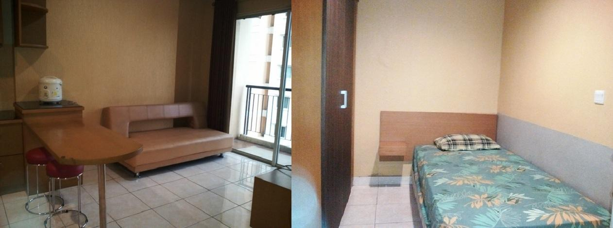 MOI Kelapa Gading - Simply Homy 2BR 9th Floor @ Apartment City Home By Adaru Propery At MOI