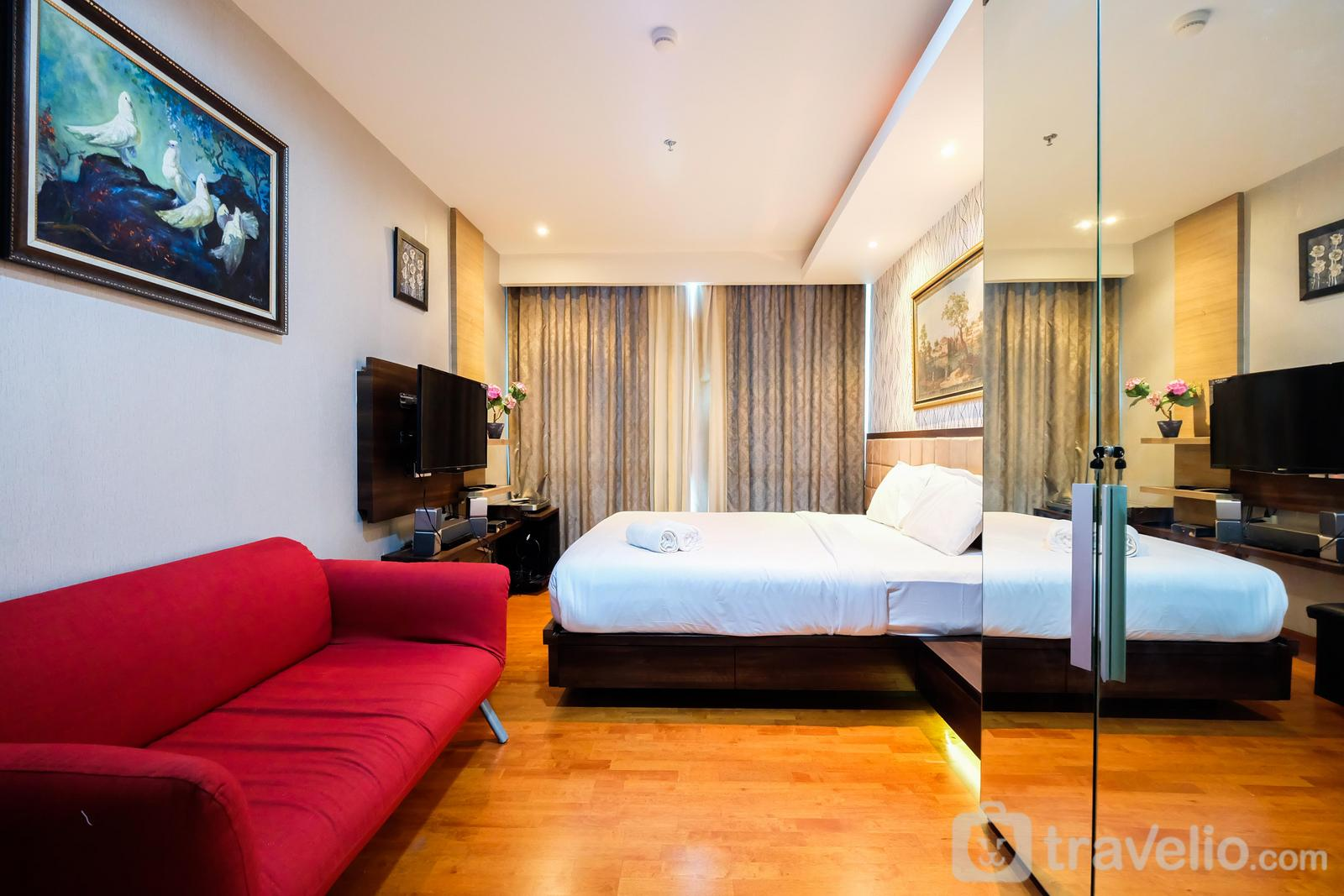 Ancol Mansion  - Spacious 2BR Ancol Mansion Apartment By Travelio