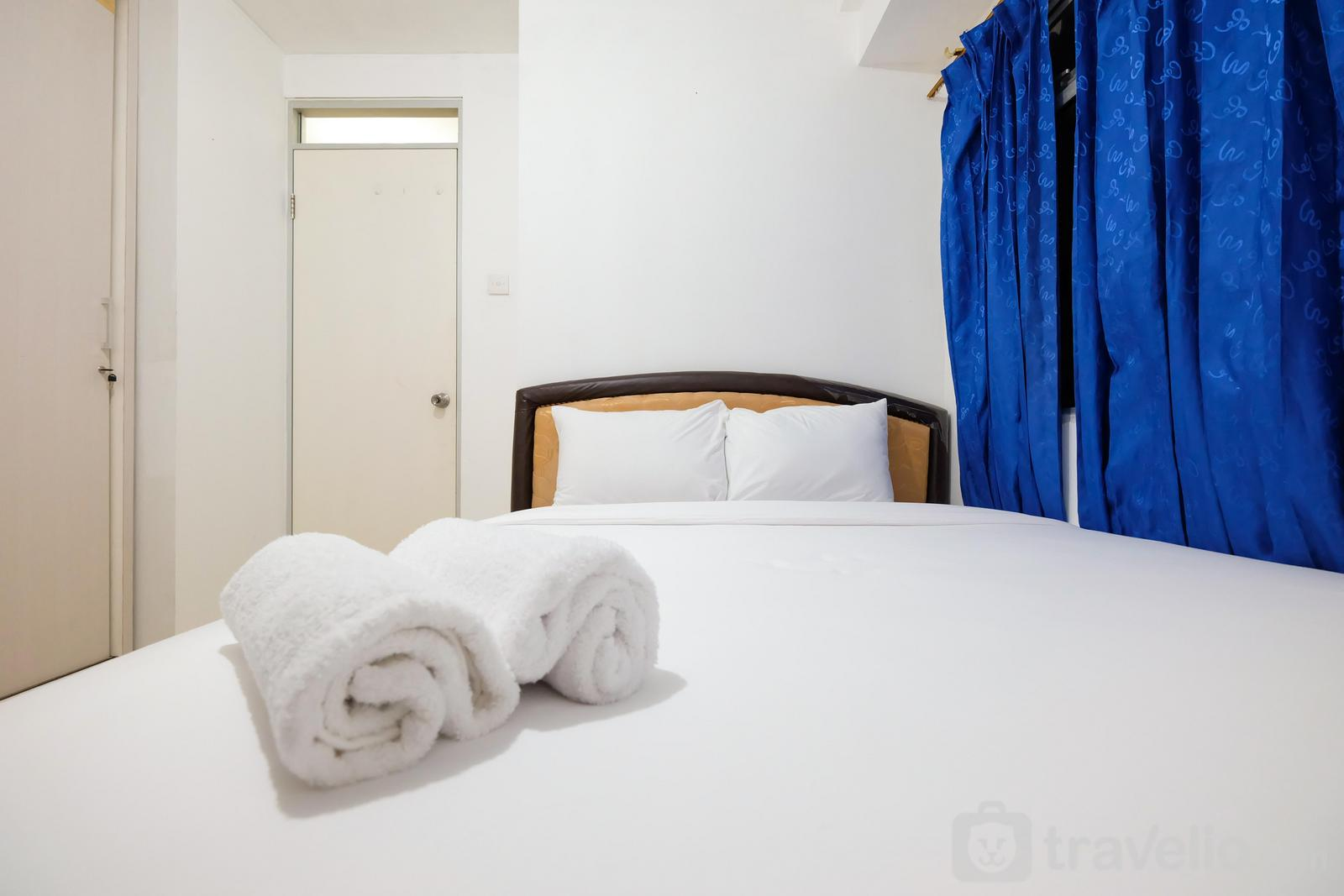 Gading Nias Residence - Simple and Comfy 2BR Gading Nias Residence Apartment By Travelio