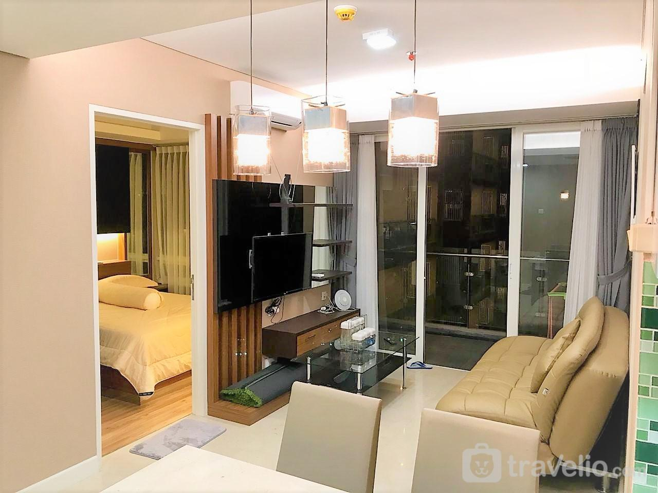 Landmark Residence Bandung - 2BR with Garden View @ Landmark Residence by Randy
