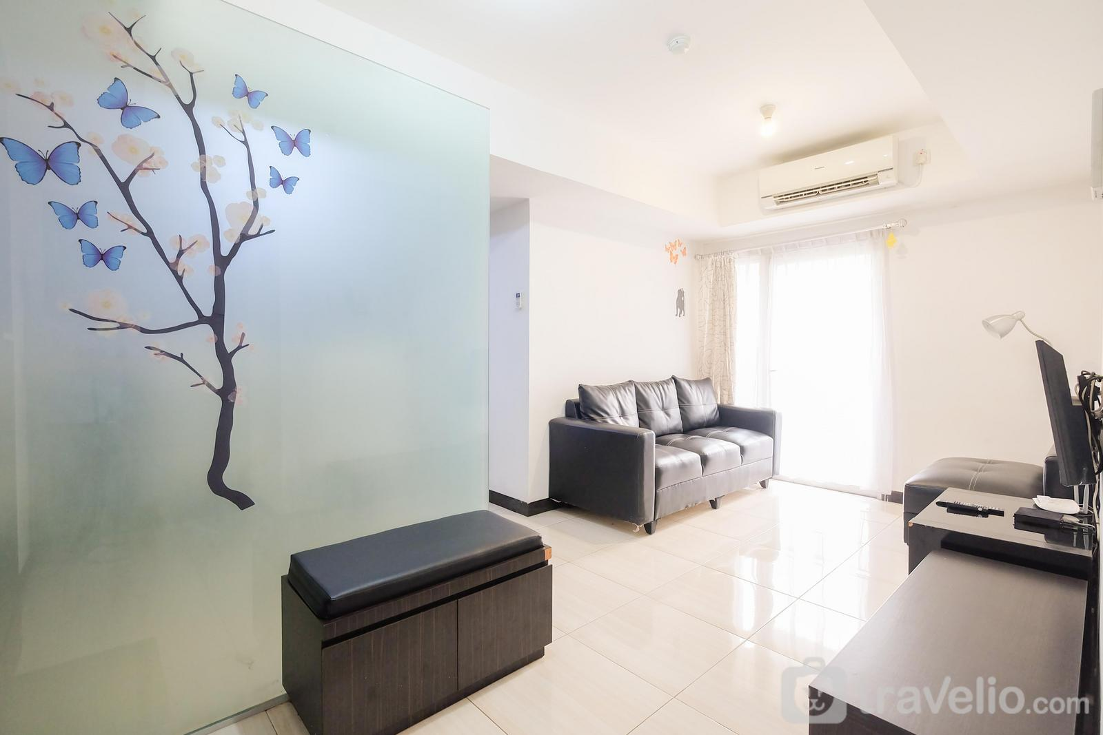 The Wave Kuningan - Comfortable 2BR The Wave Apartment near Epicentrum Kuningan by Travelio