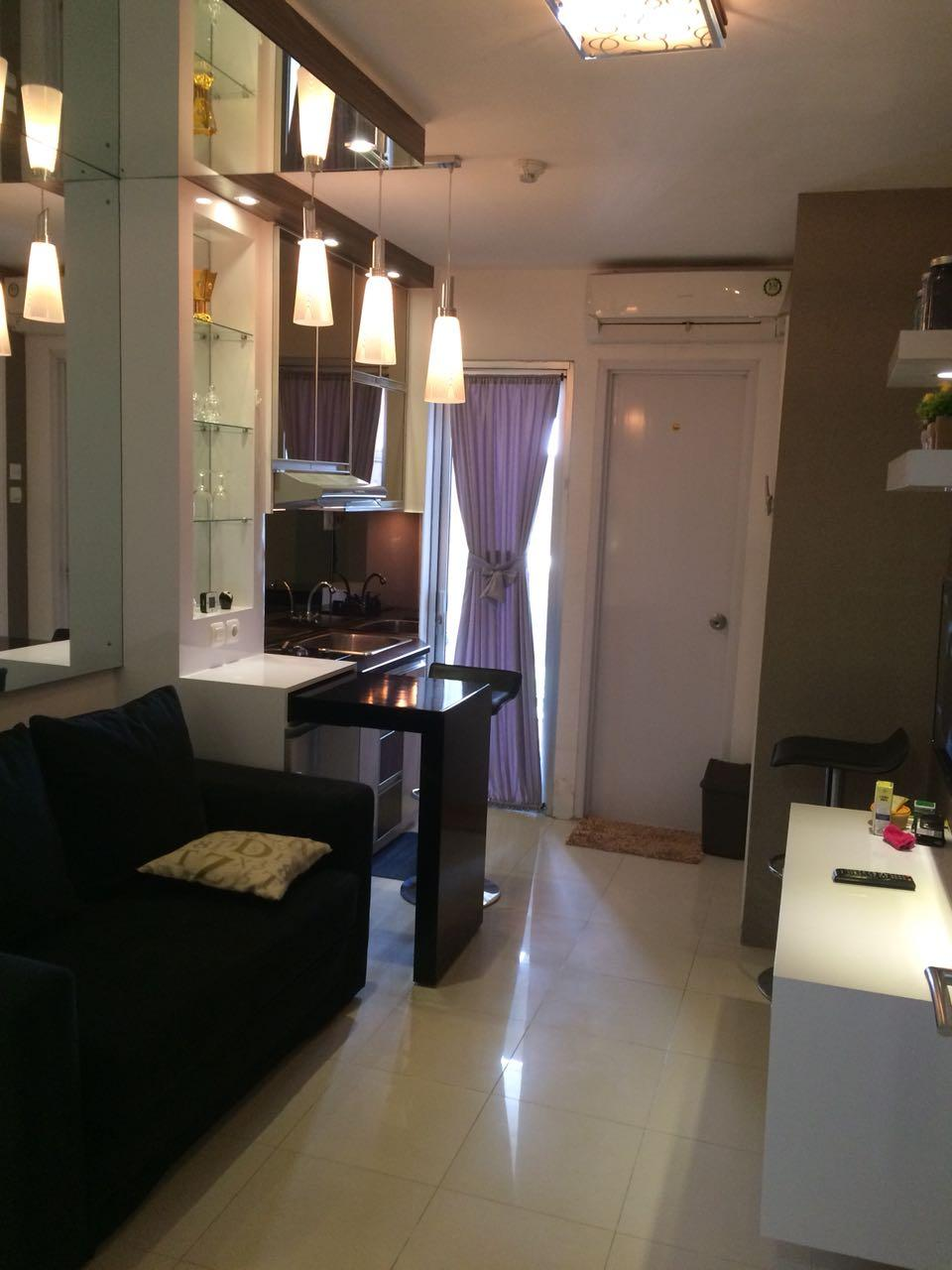 Bassura City Cipinang - 2 Bedroom @ Bassura City By Wildan