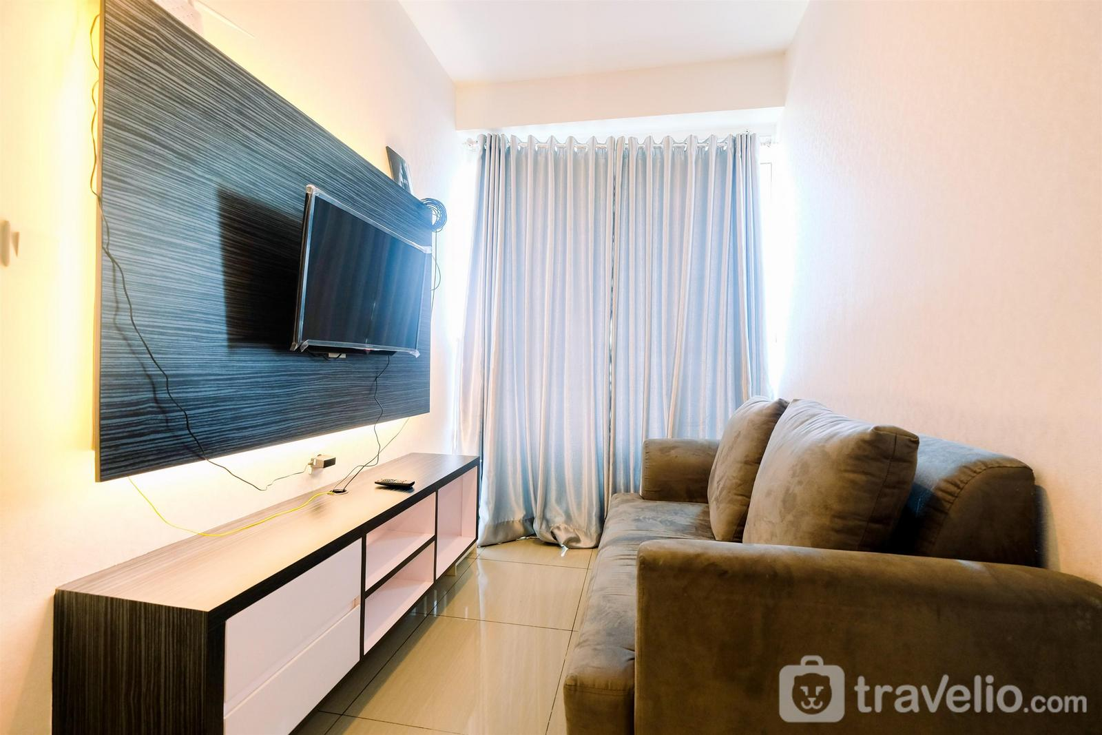 Grand Kamala Lagoon - New Furnished 2BR at Grand Kamala Lagoon Apartment By Travelio
