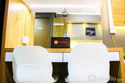 The Oasis Cikarang - Modern & City View Studio The Oasis Apartment By Travelio