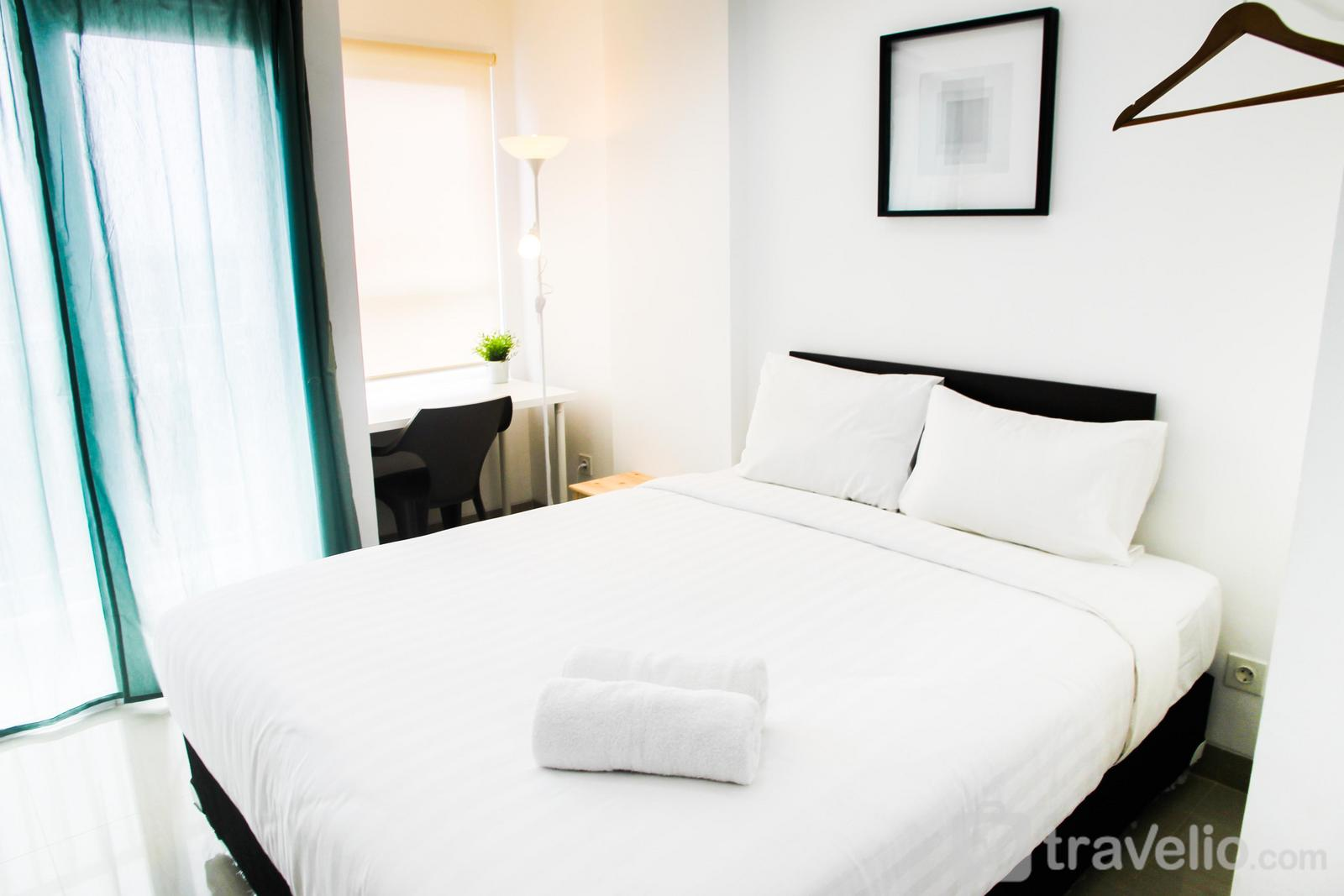 Poris 88 - Exclusive Studio Room Poris 88 Apartment By Travelio