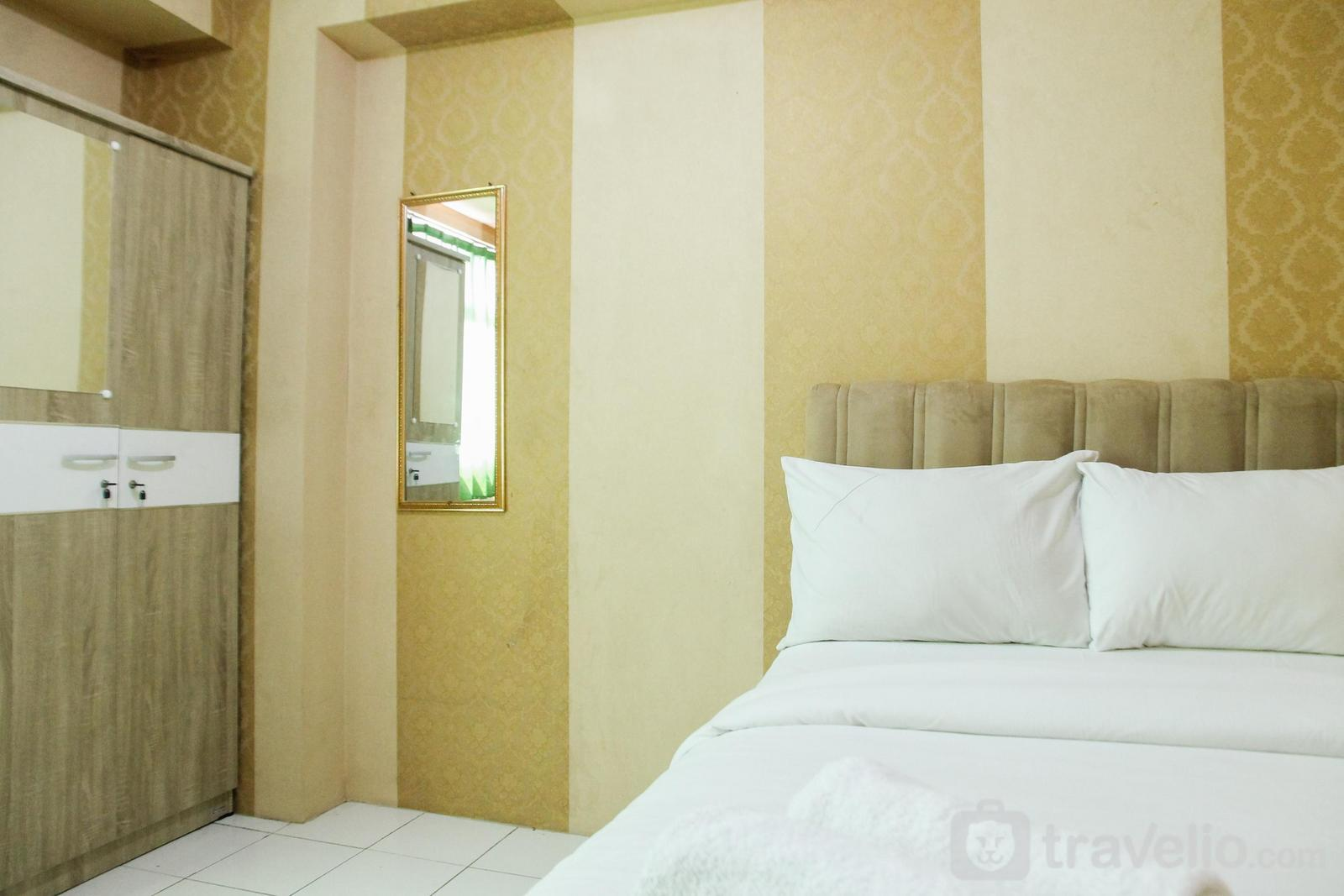 Kalibata City Apartment - Simple 2BR Apartment at Kalibata City Residence By Travelio