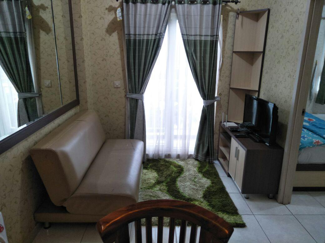 Grand Center Point Bekasi - 2 Bed Room Tower D Furnished @ Grand Center Point By Marzeta Property