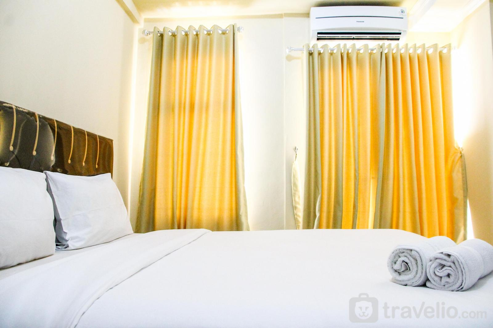 Victoria Square Tangerang - Cozy Studio Room Victoria Square Apartment By Travelio